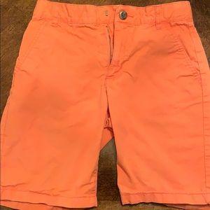 Old Navy boys shorts coral